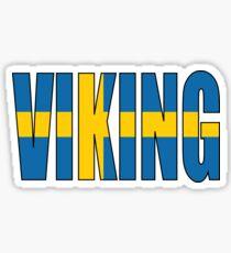 Viking (sweden) Sticker