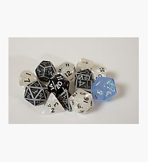 Limited Edition - Peggy's Dice Photographic Print