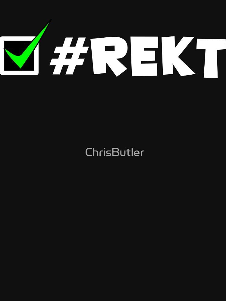 #REKT | Unisex T-Shirt