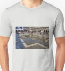 Reflections in Piazza San Marco T-Shirt