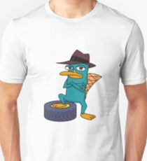 Perry Unisex T-Shirt