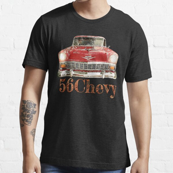 56 Chevy Vintage Classic cars Essential T-Shirt