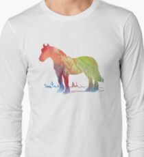 Horse Long Sleeve T-Shirt