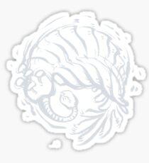 oh opabinia Sticker