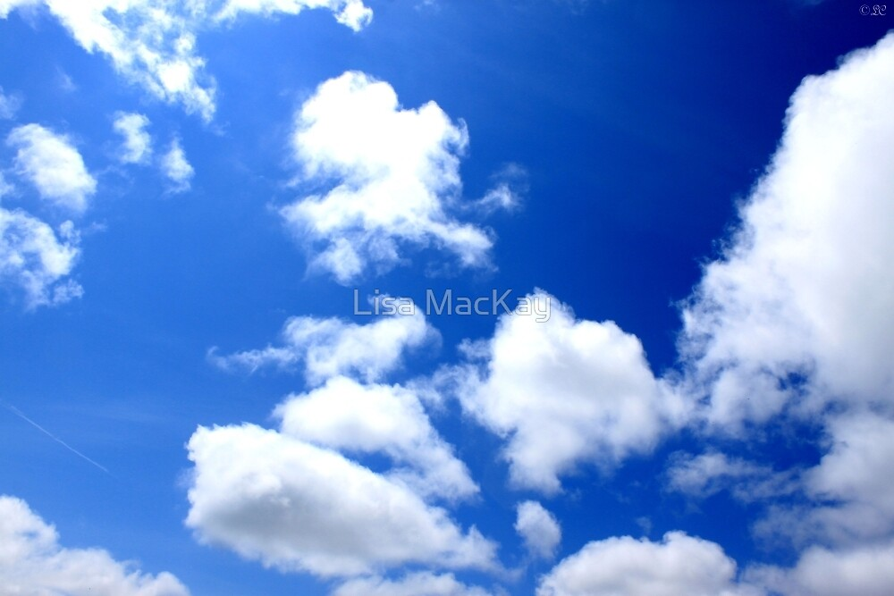 Clouds by Lisa MacKay