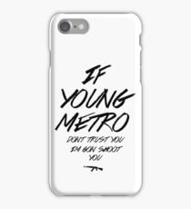 Young Metro iPhone Case/Skin