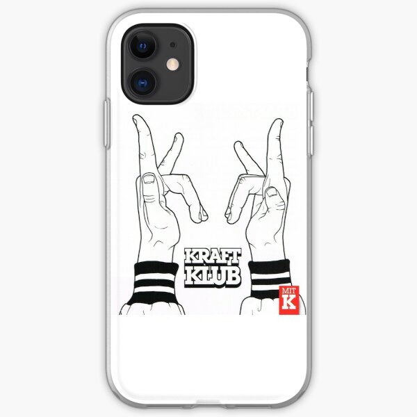 Kraftklub iPhone Soft Case