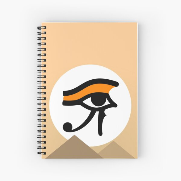 Religion of Ancient Egypt.  Spiral Notebook
