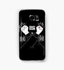 Kraftklub Hand in Hand Samsung Galaxy Case/Skin