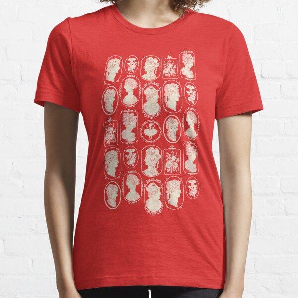 Cameos - red Essential T-Shirt