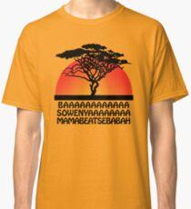 Camiseta clásica El rey León