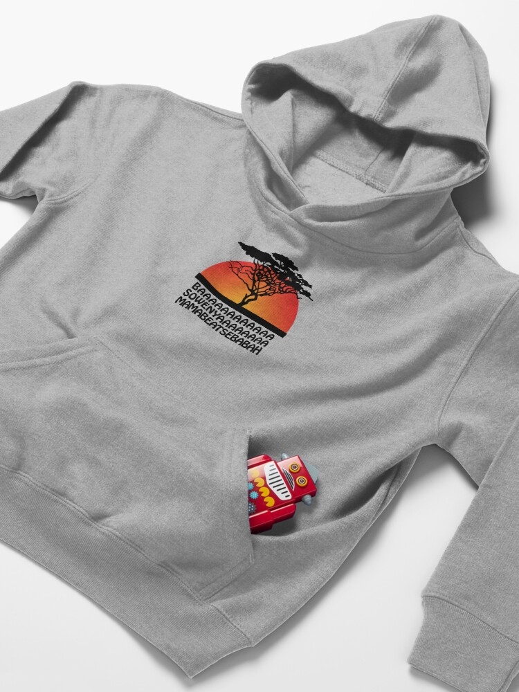 Alternate view of The Lion King Kids Pullover Hoodie