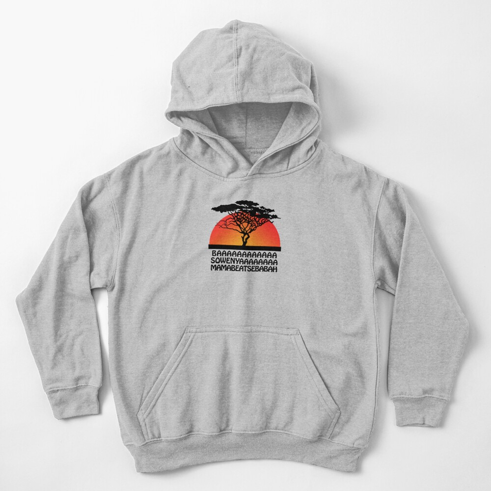 The Lion King Kids Pullover Hoodie