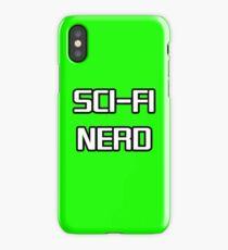 Sci Fi Nerd iPhone Case