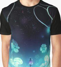 waterfall 3/3 Graphic T-Shirt