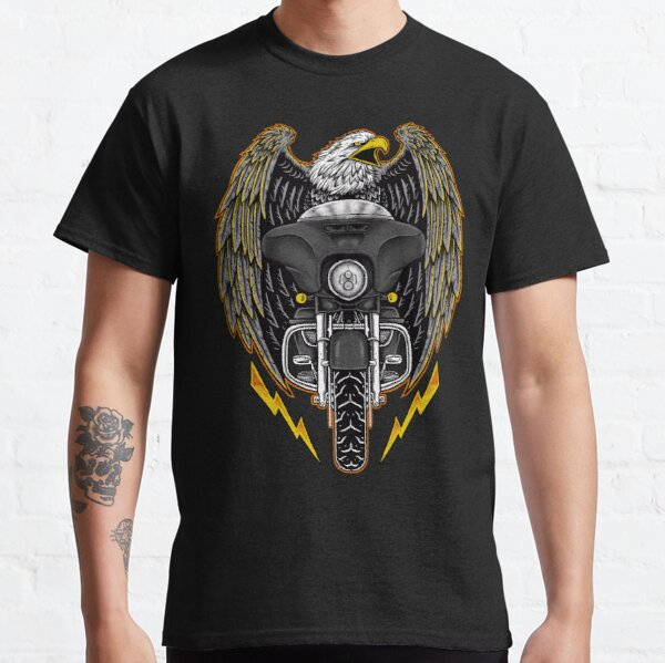 Exclusive Design Street Glide Classic T-Shirt