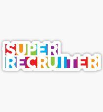 Super Recruiter - HR Design - Sticker