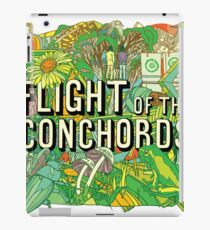 Flight of the Concords New zelands Bret Jemaine iPad Case/Skin