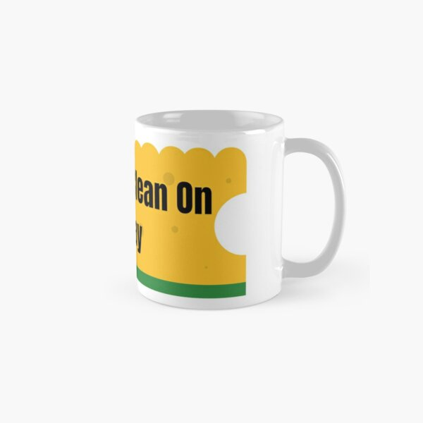 Get Your Clean On Today Funny T-shirt Classic Classic Mug