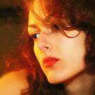 warm glow by Rebecca Tun