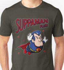 Suppaman plum T-Shirt
