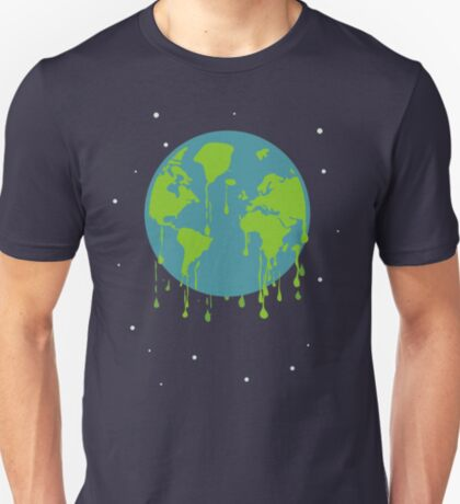 global warming tshirt T-Shirt