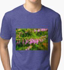 Flowers in the rain Tri-blend T-Shirt