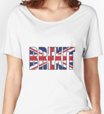 Brexit Women's Relaxed Fit T-Shirt