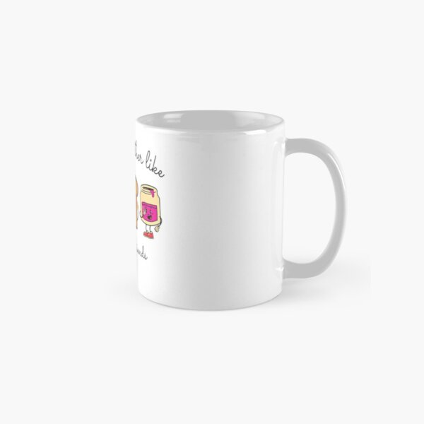 Three Best Friends  Classic Mug