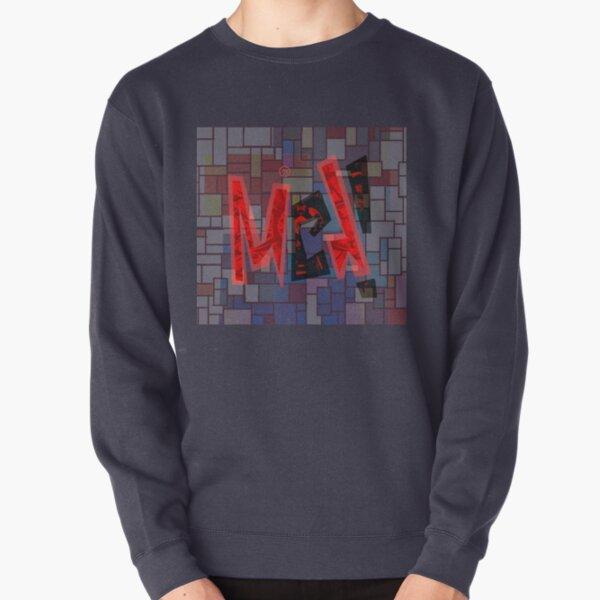 Degraded. Pullover Sweatshirt