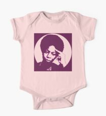 Nina simone - best african singer One Piece - Short Sleeve