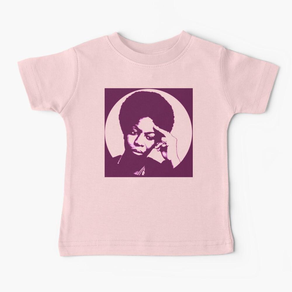 Nina simone - best african singer Baby T-Shirt