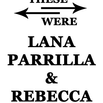 I wish these were Lana Parrilla and Rebecca Mader by alwayscaskett