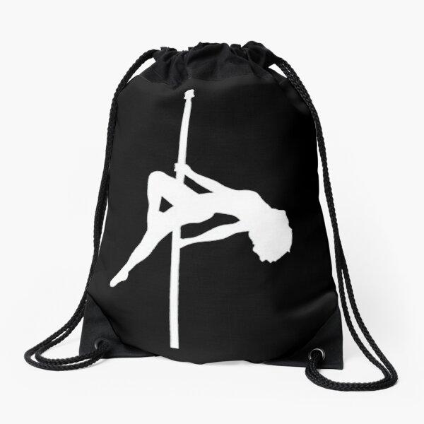 Pole Dancer / Shirt / Tank Top / Hoodie / Pole Dance / Pole Dancing / Funny Pole Dancer Shirt / Pole Fitness / Pole Dancing  Drawstring Bag