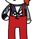 David Bowie  by CharlieeJ