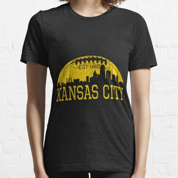 Kansas City-KC Football Essential T-Shirt