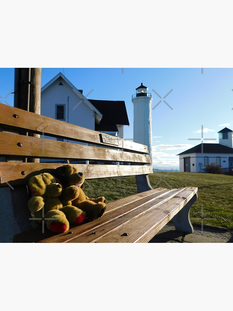 Fernando and Sebastian at Tibbetts Point Lighthouse! by ccucumber