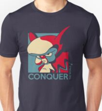 Conquer the World! T-Shirt