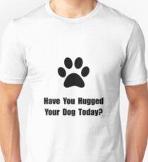 Hugged Dog T-Shirt