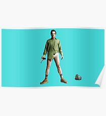 Breaking Bad Walter White 1° Season Poster