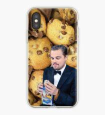 Leonardo DiCaprio Cookie iPhone Case