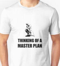 Master Plan Unisex T-Shirt