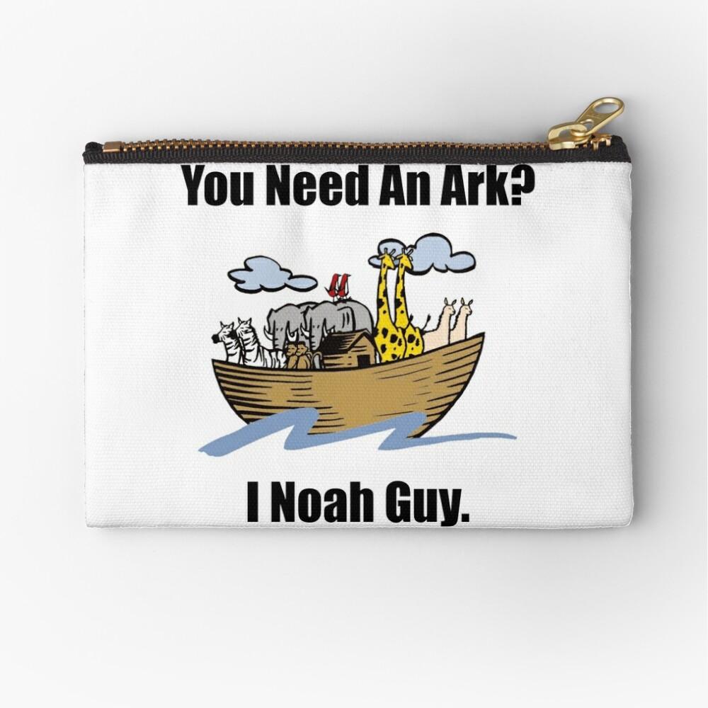 Noah Ark | Zipper Pouch