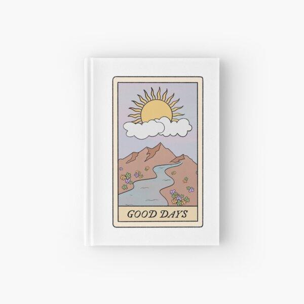 good days sza tarot card  Hardcover Journal