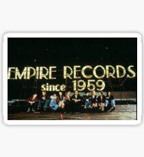 Empire Records Sticker Sticker