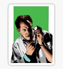 Vincent Price - The Tingler Print Sticker
