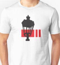Straßenbeleuchtungs-Manifest Unisex T-Shirt