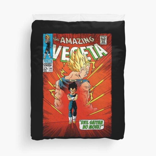 The Amazing Vegeta Duvet Cover