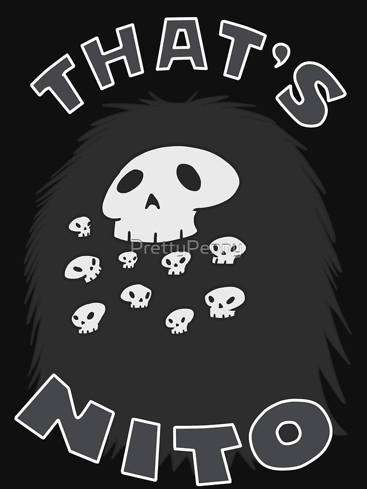 That's Nito (colored text!) | Unisex T-Shirt