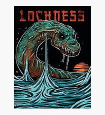 Lochness Photographic Print